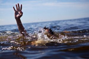 На запорожском пляже на глазах у семьи утонул мужчина