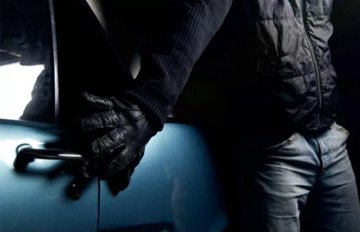 В Запорожье ночью задержали банду автоугонщиков: один из них находился в розыске