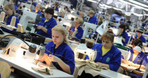 Когда в Запорожской области ожидать возрождение легкой промышленности