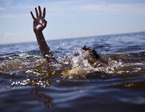 В Запорожской области едва не утонул мужчина