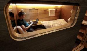В Запорожье предлагают установить капсулы для сна