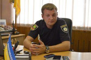 Роман Пилипенко заверил, что остается на должности начальника патрульной полиции Запорожья (обновлено)