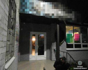 В Запорожье ночью мужчина пытался ограбить салон красоты - ФОТО