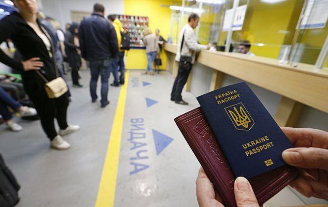 Первый день безвиза во въезде в ЕС отказали четырем украинцам