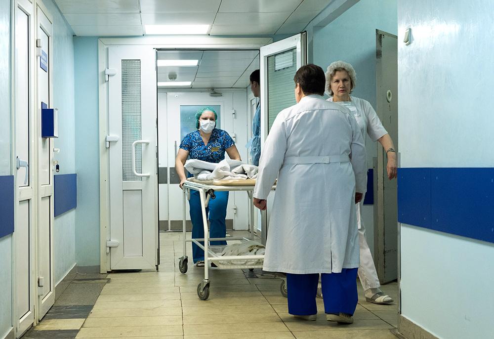 Бостонские врачи начали пересадку кожи четырехлетней девочки из Запорожской области, получившей ожоги от игры со спичками