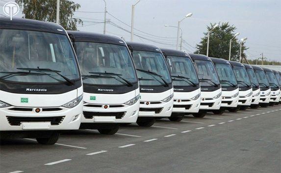 Депутаты горсовета выделили 45 миллионов гривен на первый транш по приобретению новых автобусов в лизинг
