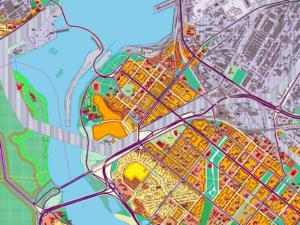 В Запорожье обсудили изменения Генерального плана города