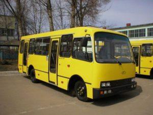 В Запорожской области проверяют техническое состояние пригородных и междугородных автобусов