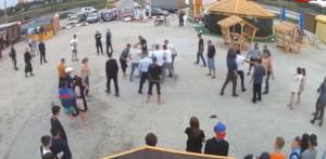 Полиция открыла уголовное дело по факту массовой драки в Запорожской области - ВИДЕО