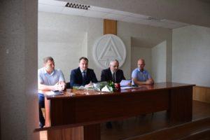 У Запорожского облавтодора появился новый начальник - ФОТО
