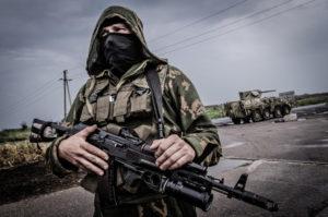 Запорожца-боевика батальйона