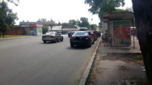Запорожский депутат от фракции «Укроп» нарушил ПДД на автомобиле, который