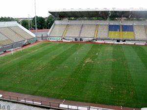 В Запорожье не нашлось стадиона для проведения матча футбольного клуба «Металлург»