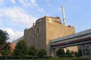 На Запорожской АЭС планируют отключить энергоблок