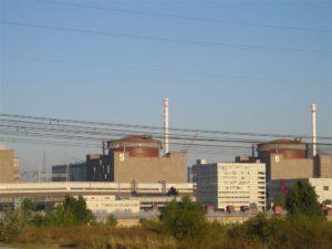 На Запорожской АЭС энергоблок №5 подключили к сети