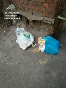 В Запорожье мужчина обокрал киоск с продуктами - ФОТО