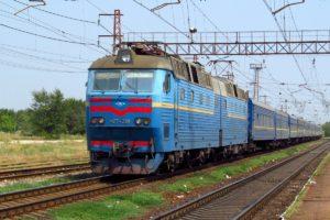 В Запорожской области поезд насмерть сбил подростка