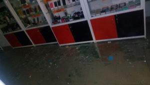В Запорожье ограбили один из супермаркетов - ФОТО