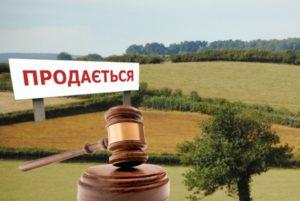В Запорожской области пройдет земельный аукцион