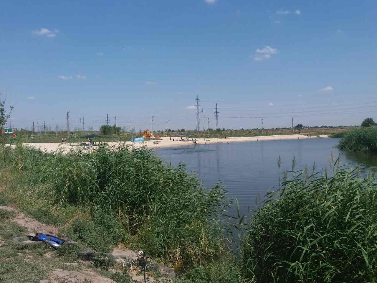 В опасном озере снова утонул мужчина - ФОТО