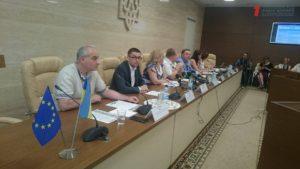 В Запорожье проходит презентация проектов сотрудничества ЕС с областью - ФОТО