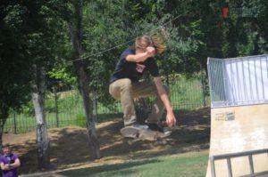 В Запорожье скейтеры и роллеры показали свое мастерство – ФОТО, ВИДЕО