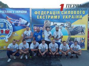 Мелитополец стал самым сильным человеком Запорожского края - ФОТО, ВИДЕО