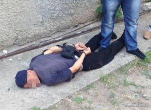 Появились подробности задержания в Запорожской области серийных домушников - ФОТО