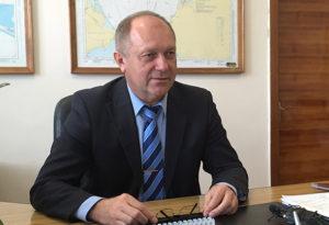 Экс-директор Бердянского морского порта оказался на скамье подсудимых
