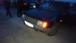 В Запорожье на Набережной пьяный водитель едва не спровоцировал ДТП - ФОТО