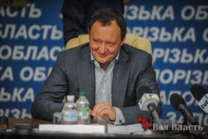 В ОГА повторно объявили конкурс на автопоездки Константина Брыля, потому что не нашлось желающих возить губернатора