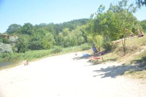 Тендер есть, а пляжа нет: как в Заводском районе Запорожья проходит реконструкция пляжа за 7 миллионов гривен - ФОТО