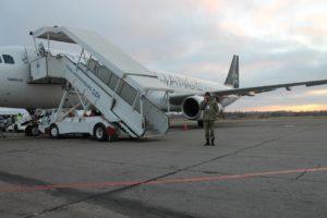 В запорожском аэропорту задержали канадца с поддельными документами