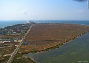 В облгосадминистрации через суд возвращают землю на побережье Азовского моря