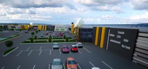 В следующем году в Запорожье начнут строить новый масштабный торгово-развлекательный центр - ФОТО