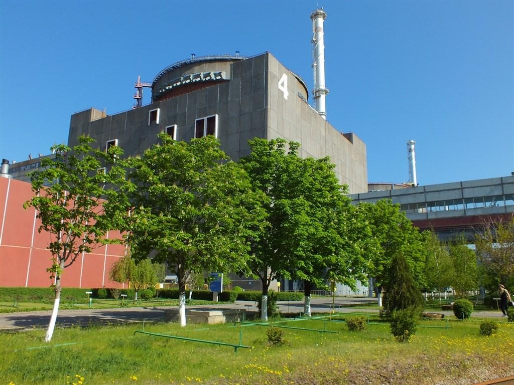 НаЗапорожской АЭС отключен 4-й энергоблок