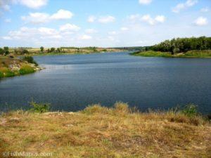 В Запорожской области в районе водохранилища пропал молодой парень