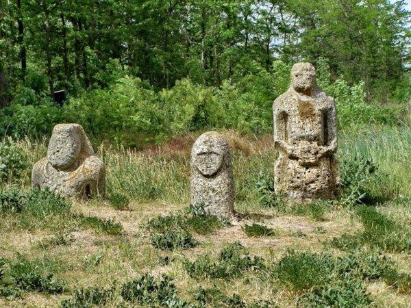 В Запорожской области археологи обнаружили уникальные артефакты