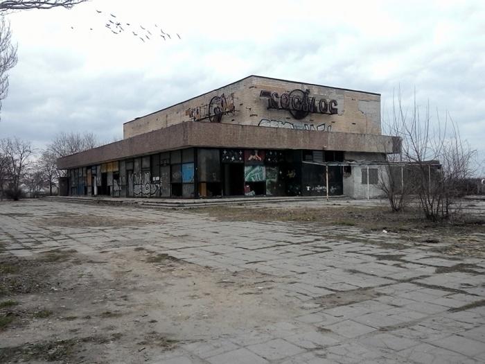 Запорожские депутаты не хотят выделять 72 тысячи гривен на закрытый и полуразрушенный кинотеатр