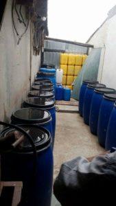 На запорожском курорте продавали псевдоэлитные вина, приготовленные в подпольном цеху - ФОТО
