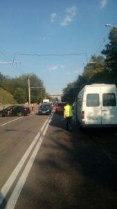 Подробности вчерашней аварии с участием маршрутки: пострадали пять человек - ФОТО