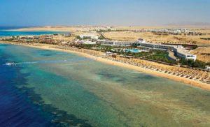 Из аэропорта Запорожья запустили чартерный рейс в Египет