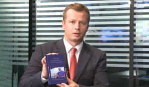 Новый пиарщик Запорожской ОГА успел прославиться, высмеивая президента и оказывая информационную поддержку русско– азиатскому союзу - ВИДЕО