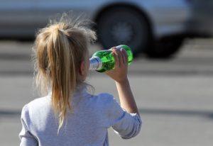 На запорожском курорте дети стали чаще травиться алкоголем