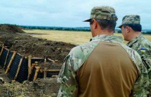 В администрации Брыля отдадут почти 7 миллионов гривен за достройку оборонных сооружений в Донецкой области фирме, которая фигурирует в уголовном производстве