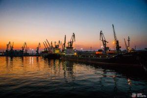 Бердянский порт будет вынужден отказаться от больших судов