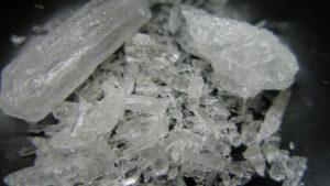 В Запорожской области у 23-летнего водителя нашли амфетамин