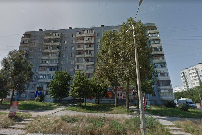 В Запорожье из-за суицидника едва не взорвался дом