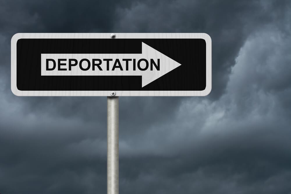 Из Запорожской области депортируют россиянина-хулигана - ФОТО