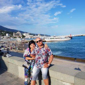 Депутат Запорожского областного совета отправилась в отпуск в аннексированный Крым